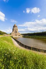 Deutschland, Leipzig, Denkmal für den Kampf der Nationen