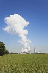 Deutschland, Ansicht Kraftwerk