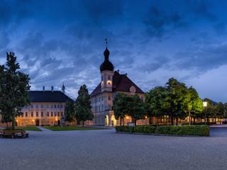 Deutschland, Bayern, Ansicht der Wallfahrtsmuseum