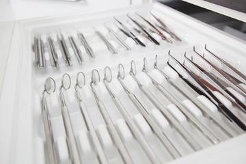 Deutschland, Dentalgeräte in Zahnarztpraxis