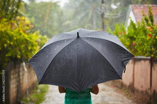 Heavy rain - 62727939