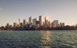Australien, Sydney Skyline der Innenstadt