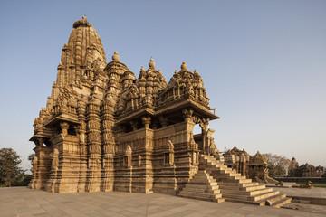 Indien, Madhya Pradesh, Kandariya Mahadeva Tempel in Khajuraho