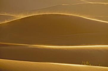 Afrika, Marokko, Blick auf Dünen von Erg Chebbi