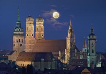 Deutschland, München, Ansicht der Stadt