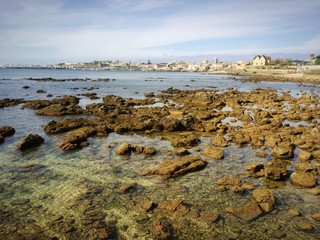 Low Tide in Cascais
