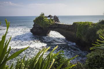 Indonesien, Bali, Ansicht von Batu Bolong Tempel