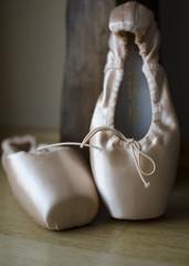 Kleine Ballettschuhe