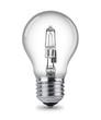 Leinwanddruck Bild - halogen light bulb