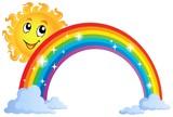 Image with rainbow theme 8