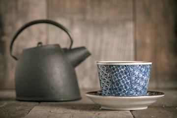 Minimal tea time
