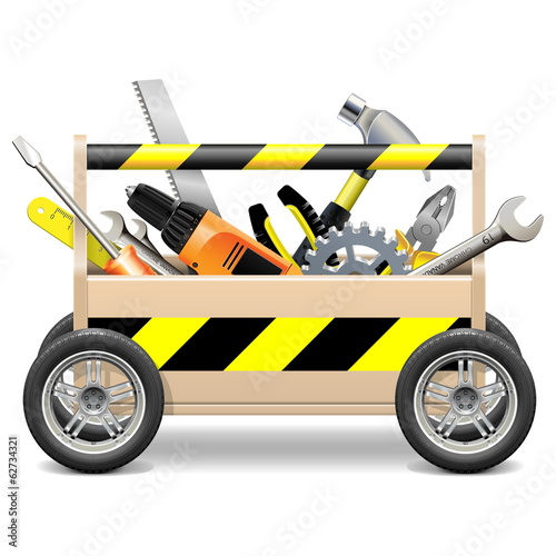 Vector Mobile Toolbox