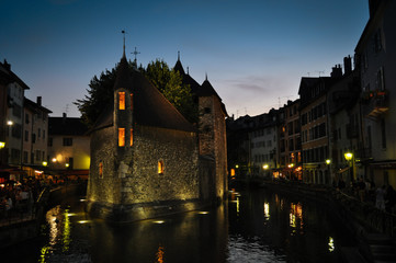 Annecy Jail France