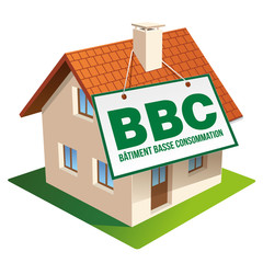 BBC Bâtiment basse consommation