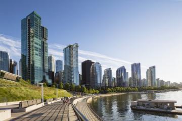 Kanada, British Columbia, Vancouver,