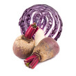 beetroot and red cabbage