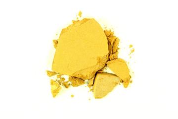 Crushed Yellow Eyeshadow