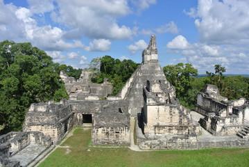 Tikal, grandeur d'une civilisation disparue