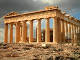 Parthenon in Athens