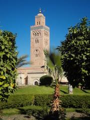 Koutoubia Moschee, Marakesch
