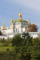 view of the refectory of the Kiev Lavra