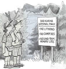 Bad Karma National Park