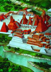Piramidi Maya