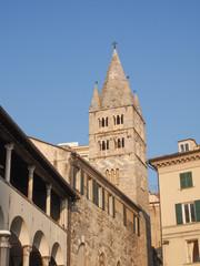San Giovanni church in Genoa