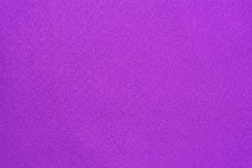 Purple felt material