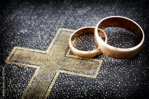 Marriage (macro photo) - 62751546