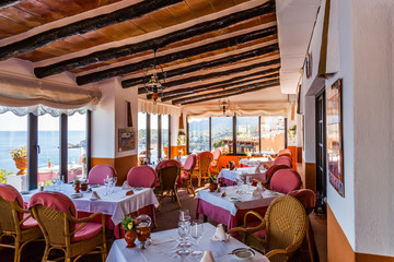 Rural Restaurant with Sea Views