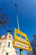 Wegweiser in Potsdam