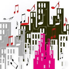 città musicale