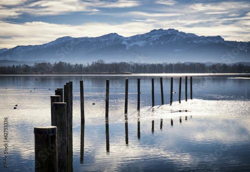 chiemsee lake - 62753336