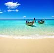 Leinwandbild Motiv tropical sea