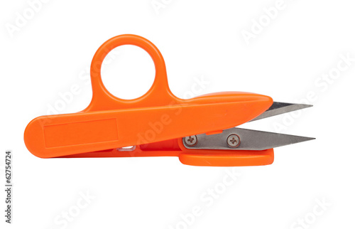 Orange thread cutter