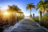 Fototapety way to the beach