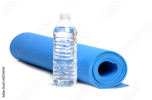 Yoga Mat Water