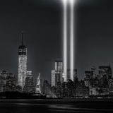 12 years later…Tribute in Lights, 9/11 - 62759532