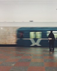 moscow undeground people