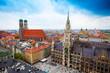 Neues Rathaus Glockenspiel, Frauenkirche Bavaria - 62762968