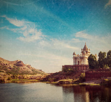 Jaswanth Thada mausolée, Jodhpur, Rajasthan, Inde