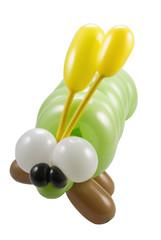 Ballon Raupe