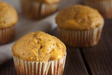 squash muffin