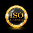 ISO certification icon