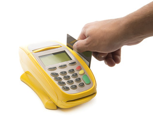 Swipe Credit Card