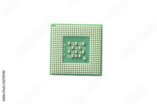 CPU Socket isolated.