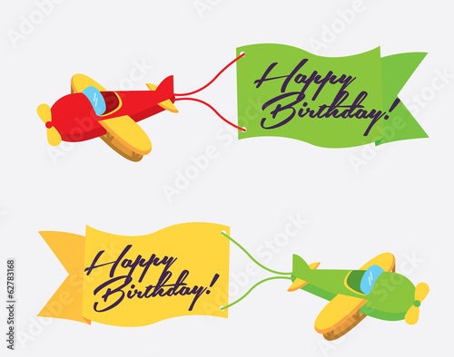 happy birthday design