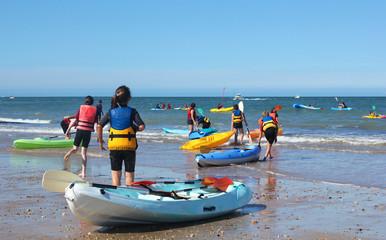 Cours de kayak-5745
