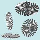 spirale 3d